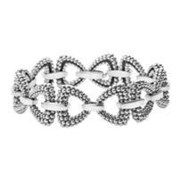 lagos_sterling_silver_derby_caviar_beaded_triangle_link_bracelet