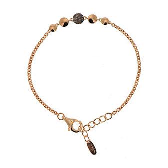 Pesavento Brown Dust Untie Bracelet