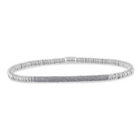 pesavento_polvere_di_sogni_silver_twirl_bracelet_with_light_gray_dust_accent_bar
