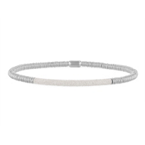 pesavento_polvere_di_sogni_silver_twirl_bracelet_with_white_dust_accent_bar