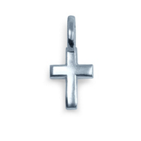 Alex_Woo_Sterling_Silver_Mini_Addition_Cross_Charm