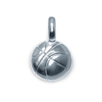 Alex_Woo_Sterling_Silver_Mini_Addition_Sports_Basketball_Charm