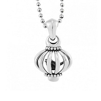 Lagos Sterling Silver Signature Gifts Bird Pendant Necklace