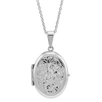 Sterling_Silver_Engraved_4-Picture_Locket_with_Chain