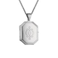 Sterling_Silver_Octagonal_Locket_With_Decorative_Engraving