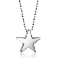 Alex_Woo_Sterling_Silver_Little_Princess_Star_Pendant