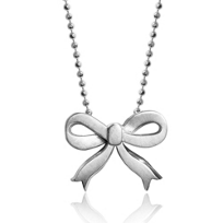 Alex_Woo_Sterling_Silver_Little_Princess_Bow_Pendant