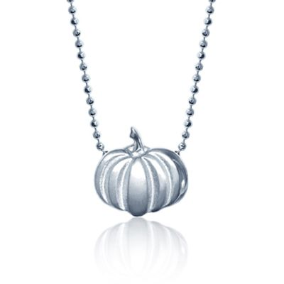 Alex Woo Little Seasons Pumpkin Pendant