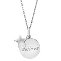 Sterling_Silver_Believe_Pendant