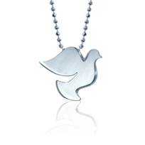 Alex_Woo_Sterling_Silver_Little_Activist_Peace_Dove_Pendant