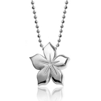 Alex_Woo_Sterling_Silver_Little_Signs_Lily_(Virgo)_Pendant