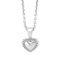 Lagos_Sterling_Silver_Signature_Gifts_Small_Heart_Pendant_Necklace