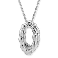 Sterling_Silver_Two_Row_Oval_Twist_Pendant