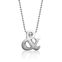 Alex_Woo_Sterling_Silver_Little_Letter_&_Pendant