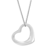 Sterling_Silver_Open_Floating_Heart_Pendant,_18""