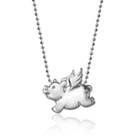 Alex_Woo_Sterling_Silver_Little_Signs_Flying_Pig_Pendant