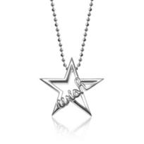 Alex_Woo_Sterling_Silver_Little_Words_Wish_Star_Pendant