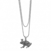 lagos_sterling_silver_caviar_frog_prince_pendant