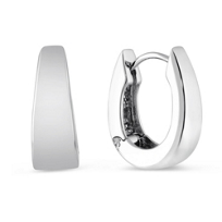 Sterling_Silver_Tapered_Hoop_Earrings