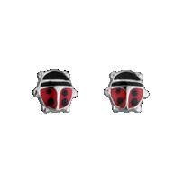 Sterling_Silver_Red_&_Black_Enamel_Ladybug_Earrings