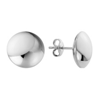 Sterling_Silver_Round_High_Polished_Dome_Stud_Earrings,_14mm