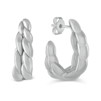 Sterling_Silver_Two_Row_Oval_Twist_Hoop_Earrings