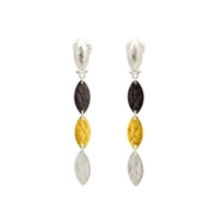 Gurhan_Sterling_Silver_and_24K_Yellow_Gold_Willow_Leaf_Flake_Dangle_Earrings