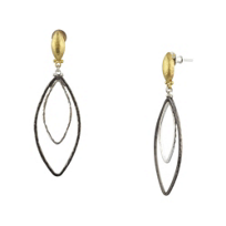 Gurhan_Sterling_Silver_and_24K_Yellow_Gold_Willow_Double_Drop_Marquise_Earrings