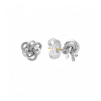 Lagos_Sterling_Silver_10mm_Love_Knot_Stud_Earrings_with_14K_Yellow_Gold_Posts