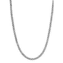 Lagos_Sterling_Silver_Signature_Caviar_Beaded_Necklace