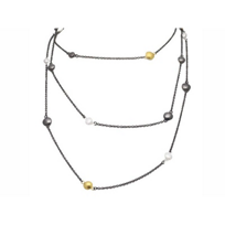 Gurhan_Sterling_Silver_and_24K_Yellow_Gold_Long_Tri-Tonal_Lentil_Strand_Necklace