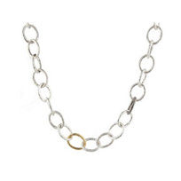 Gurhan_Sterling_Silver_and_24K_Yellow_Gold_Classic_Hoopla_Oval_Linked_Necklace