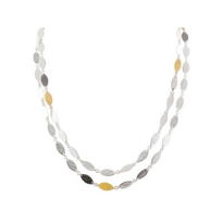 Gurhan_Sterling_Silver_and_24K_Yellow_Gold_Thin_Long_Tri-Color_Willow_Leaf_Flake_Necklace