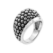Lagos_Sterling_Silver_Signature_Caviar_Beaded_Ring