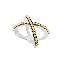 Lagos_Sterling_Silver_&_18K_Yellow_Gold_Infinity_Ring