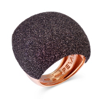 Pesavento_Polvere_di_Sogni_Pink_Sterling_Silver_&_Bronze_Dust_Pillow_Ring