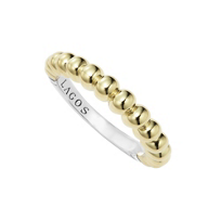 Lagos_Sterling_Silver_&_18K_Yellow_Gold_Fluted_Stacking_Ring