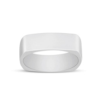 Sterling_Silver_Flat_Edge_Square_Ring