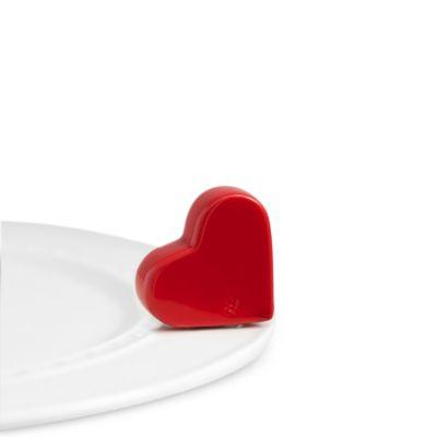 Nora Fleming Heart Mini