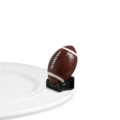 Nora Fleming Football Mini