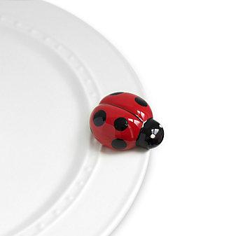 Nora Fleming Ladybug Mini