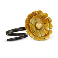 Juliska_Horn_Flower_Natural_Napkin_Ring