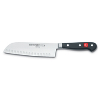 Wusthof_Classic_Hollow_Edge_Santoku_Knife,_7""