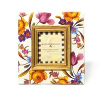 "MacKenzie-Childs_Flower_Market_2.5""_x_3""_White_Frame"