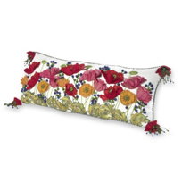 MacKenzie-Childs_Poppy_Field_Pillow
