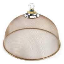 MacKenzie-Childs_Courtly_Check_Large_Mesh_Dome