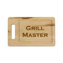 "Maple_Leaf_at_Home_Handled_Brill_Board,_""Grill_Master"""