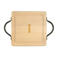 "Maple_Leaf_At_Home_""I""_Square_Board"