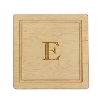 "Maple Leaf At Home ""E"" Square Board, No Handles"