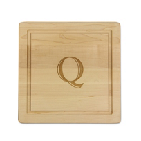 "Maple_Leaf_At_Home_""Q""_Square_Board,_No_Handles"